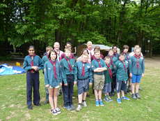 About the Scout Troop